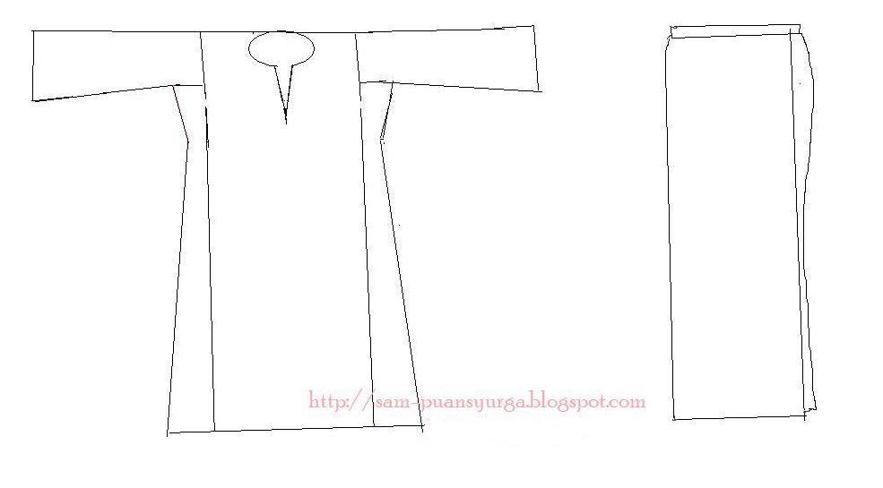 Baju Raya 2011 - pilihan survey