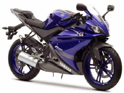 Detail Perubahan Yamaha R125 2014