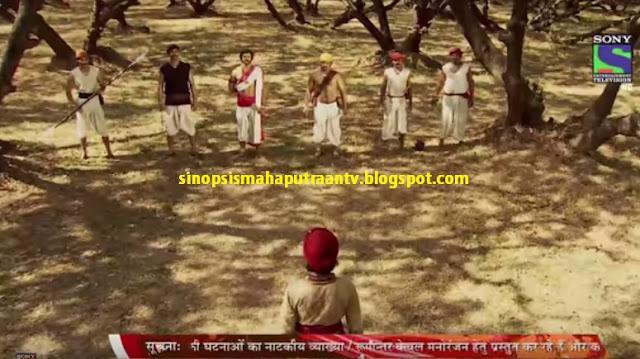 Sinopsis Mahaputra Episode 115