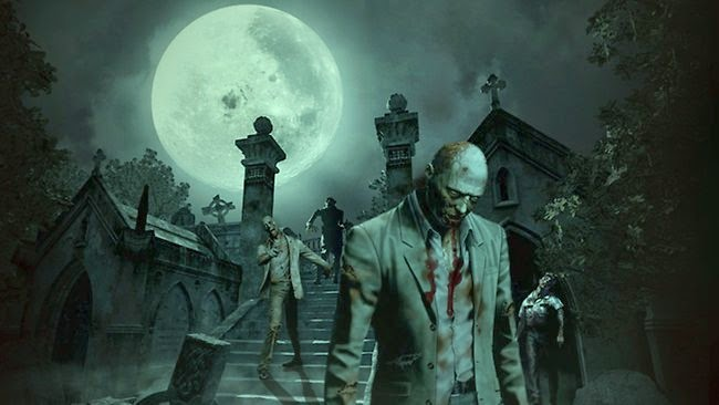 CDC ALERT: ZOMBIE-LIKE ACTIVITY REPORTED ACROSS AMERICA 2014
