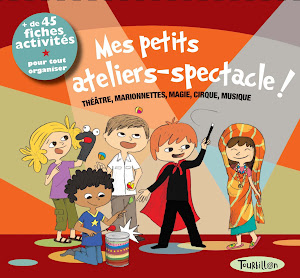 Mes petits ateliers spectacle