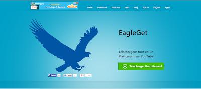 تحميل eagleget