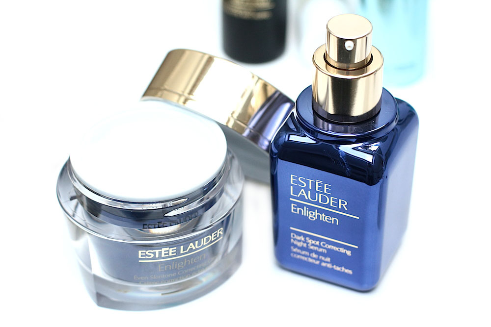 estee lauder enlighten serum crème avis test
