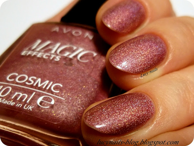 Lakier holograficzny Avon Magic Effect Cosmic  Aurora