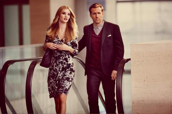 BUSINESS WEAR SUITS FOR MEN AND WOMEN BY MARKS AND SPENCER