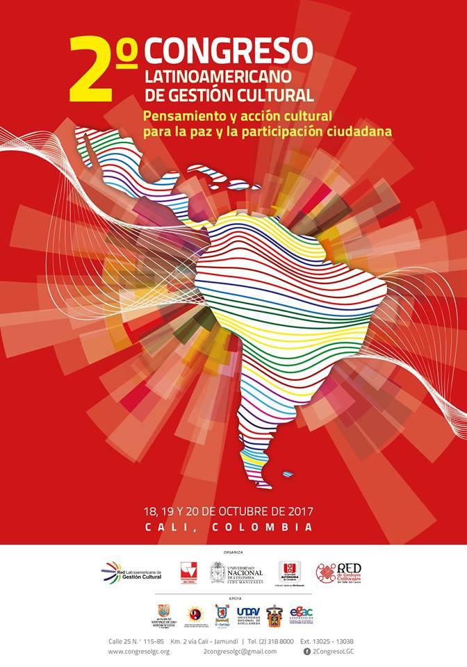 2° Congreso Latinoamericano de Gestión Cultural