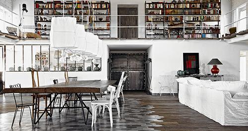 Dusty the legendary paola navone for Architetto di interni di case
