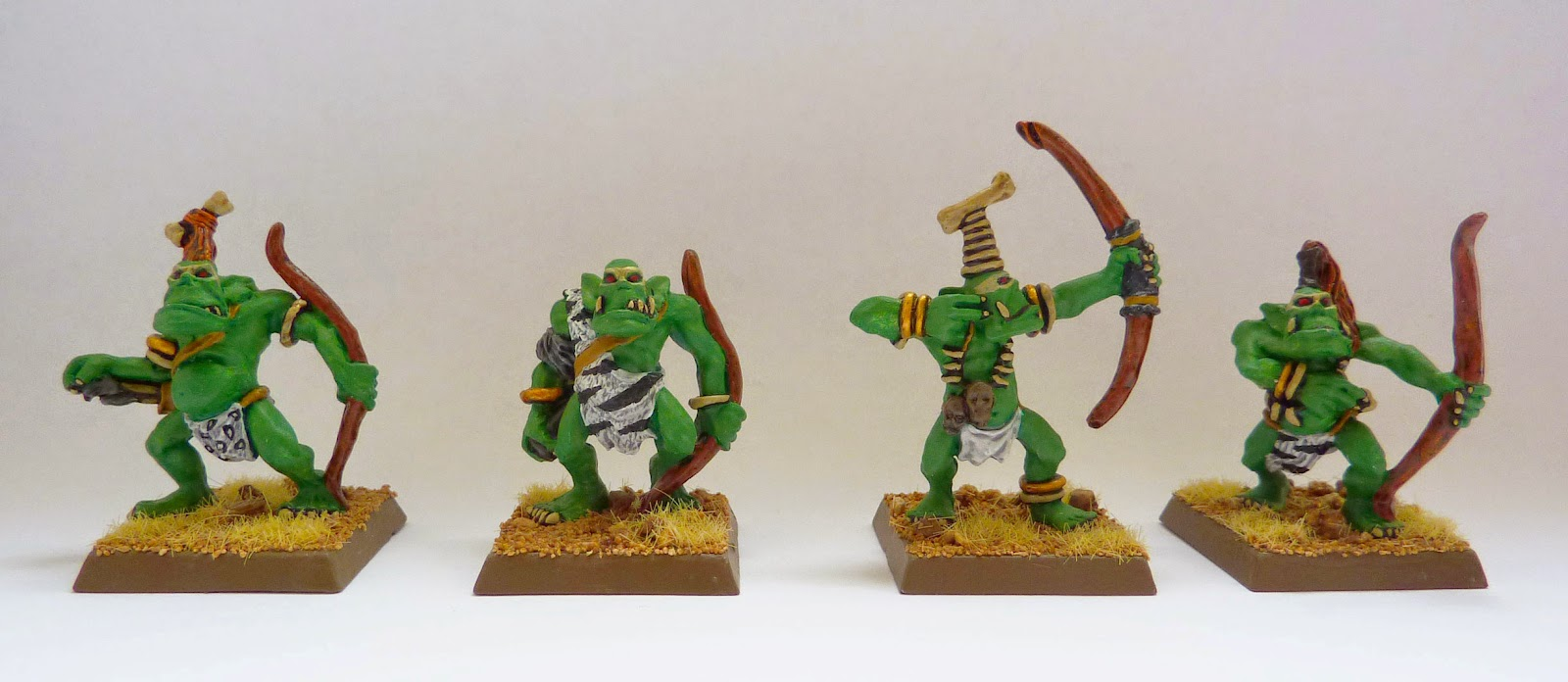Classic Savage Orc Arrer Boys