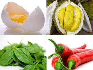 Makanan Yang Dilarang Untuk Ibu Hamil Qowarira