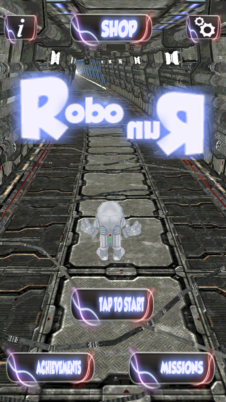 Robo Run v1.0 Full Android Apk İndir