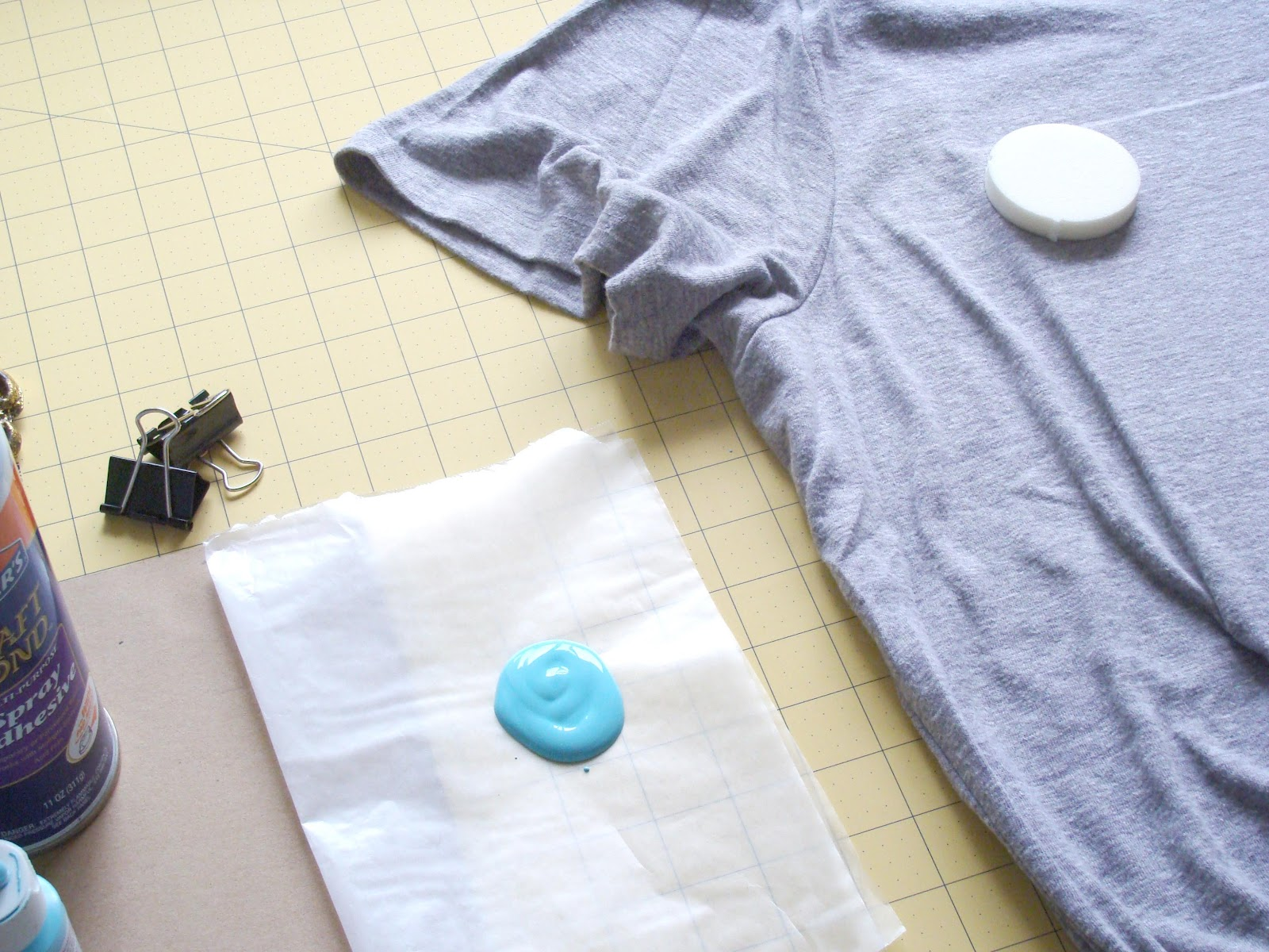 Shirt design with fabric paint - Sosoft Fabric Paint Is Best For A Soft Flexible Finish