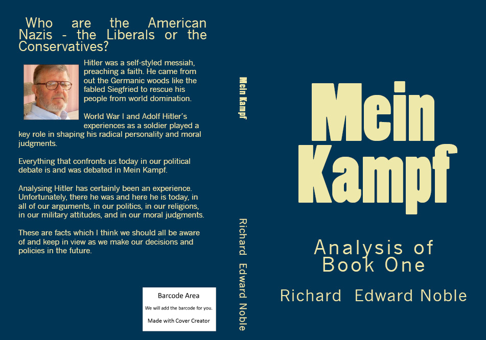 an analysis of mein kampf by adolf hitler Mein kampf, which means my struggle, was a two-volume book written by adolf hitler during and right after his stay in landsberg prison.