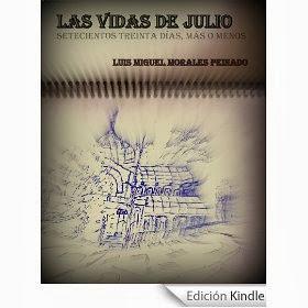 Las vidas de Julio. Setecientos treinta días, más o menos. (Kindle)
