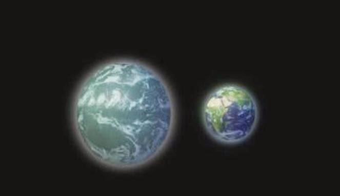 15 Tahun Lagi NASA Bakal Temukan Bumi Baru untuk Manusia