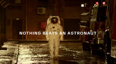 Nothing Beats an Astronaut: AXE Apollo Sweepstakes