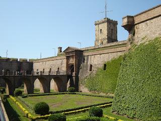 Castillo de Mont Juic de Barcelona
