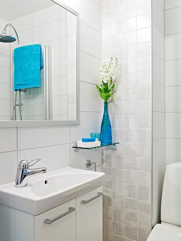 Banheiros simples, mas charmososOnline Sua Revista Gratis Dicas Decoração Casa -> Banheiro Simples Mas Arrumado