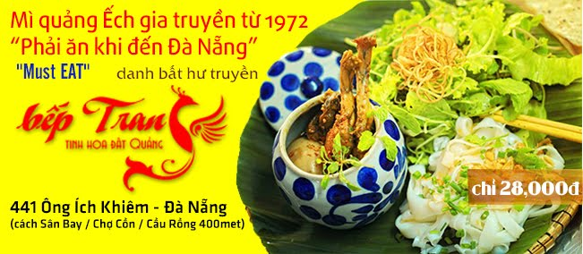Mì Quảng gia truyền Đà Nẵng