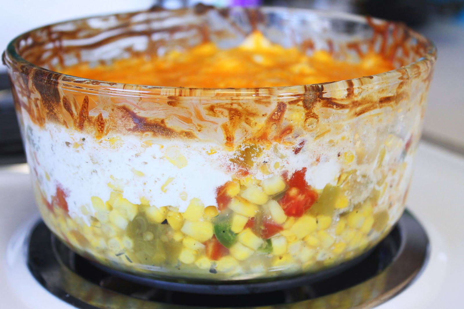 Fritos Corn Dip Creamy Baked Corn Dip