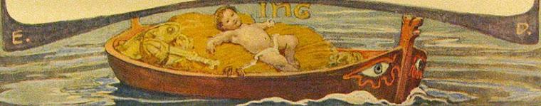 'Ing' by Emil Doepler (1855–1922)