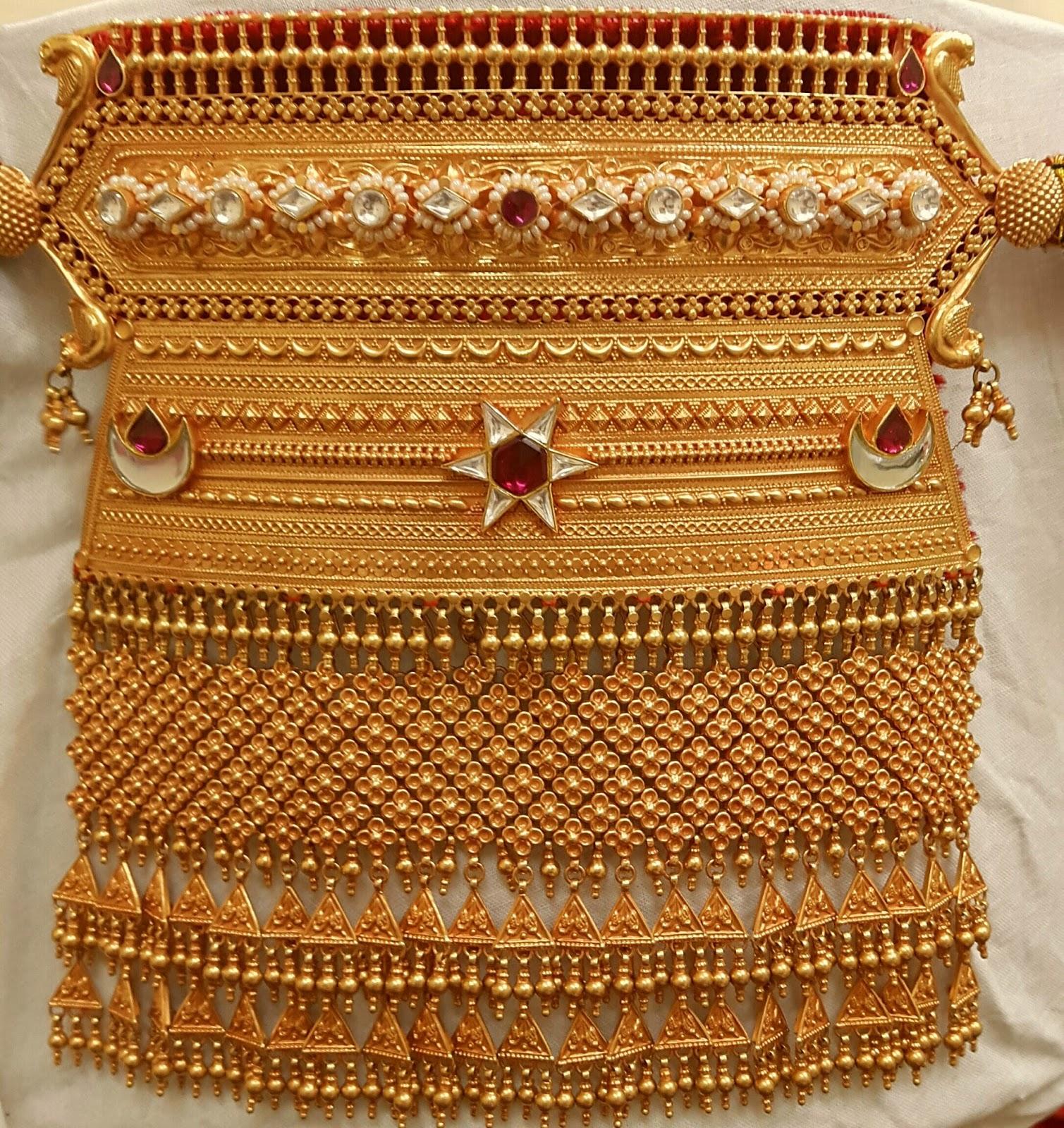 Rajasthani Aad Necklaces