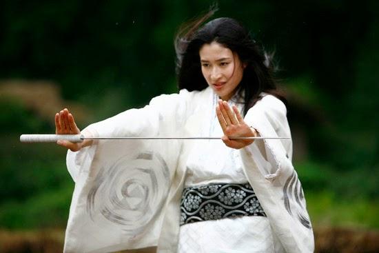 Cantiknya Pemeran The Last Samurai