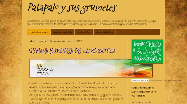 http://patapaloysusgrumetes.blogspot.com.es/