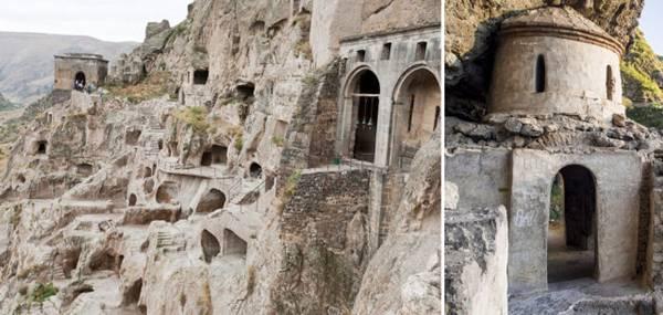 Cave Monastery, Vardzia, Georgia