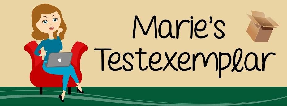 Marie's Testexemplar