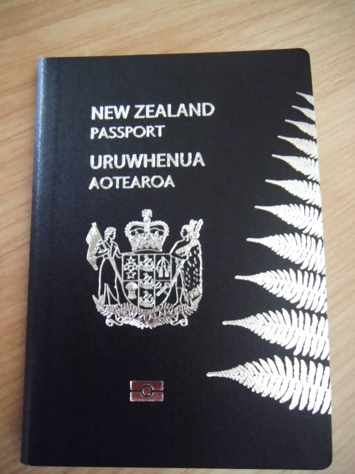 Family backhouse have passport will travel mya can now officially travel out of the country her new zealand passport arrived today the countdown is on for our trip to the uk ccuart Choice Image