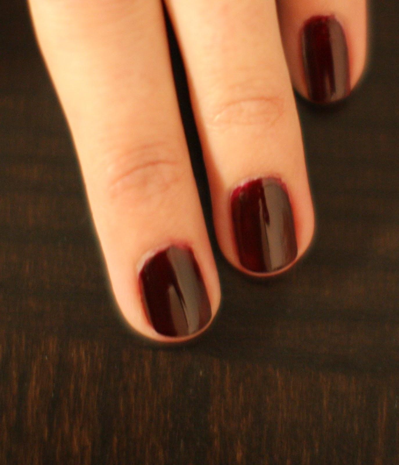 Nail Color Etiquette: Office Nail Etiquette