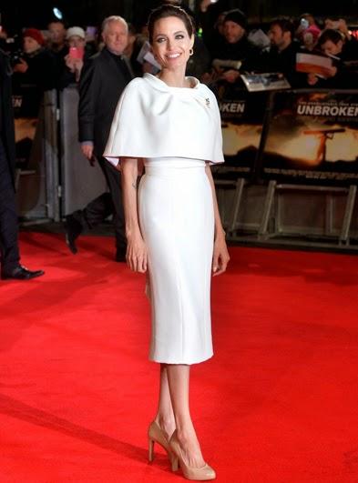 Mặc đẹp nhất tuần như Chương Tử Di, Angelina Jolie