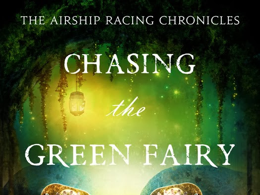 Chasing the Green Fairy Chapter 2 Sneak Peek & Giveaway