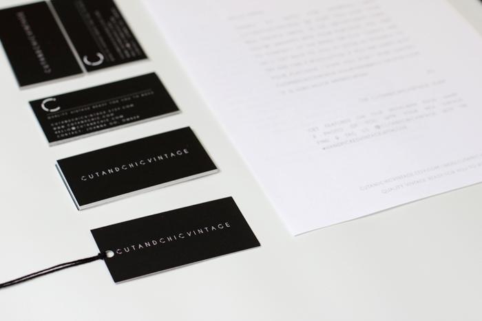 cutandchicvintage brand design 1