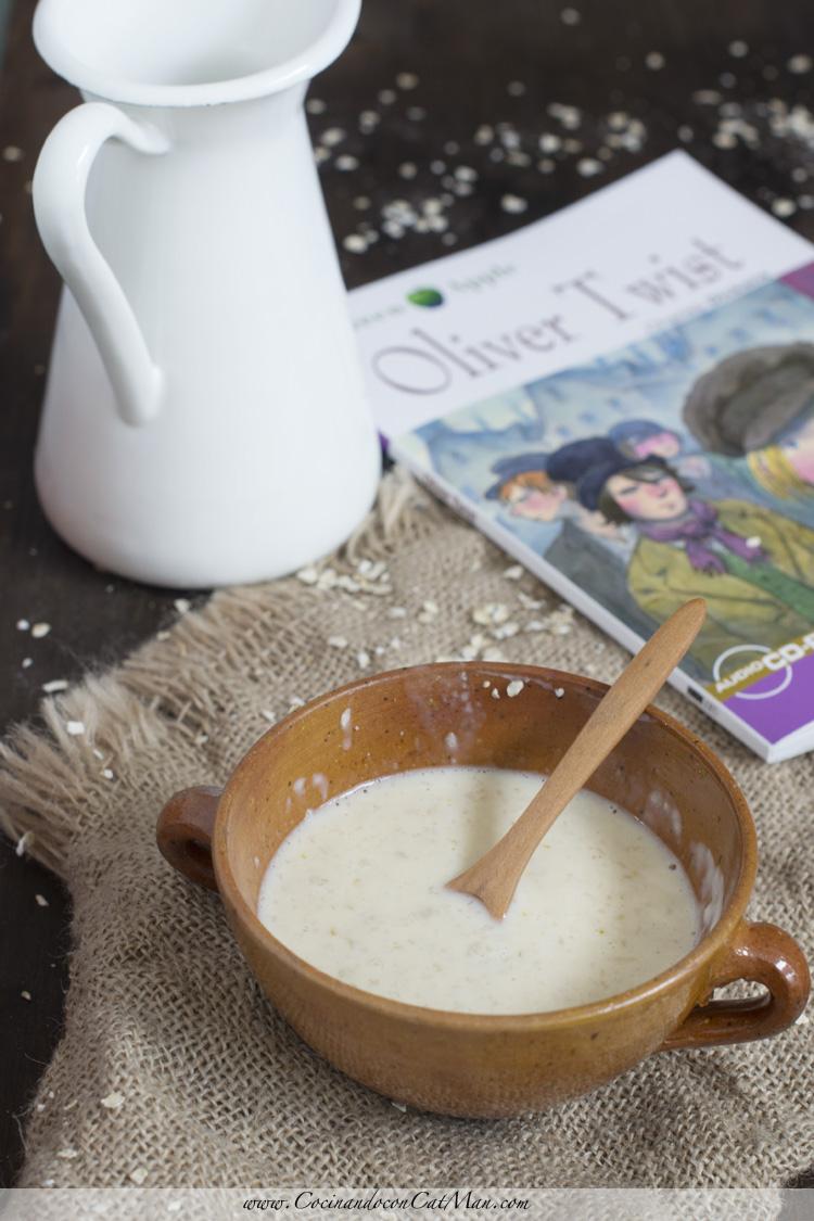 porridge Porridge [Oliver Twist]. Receta