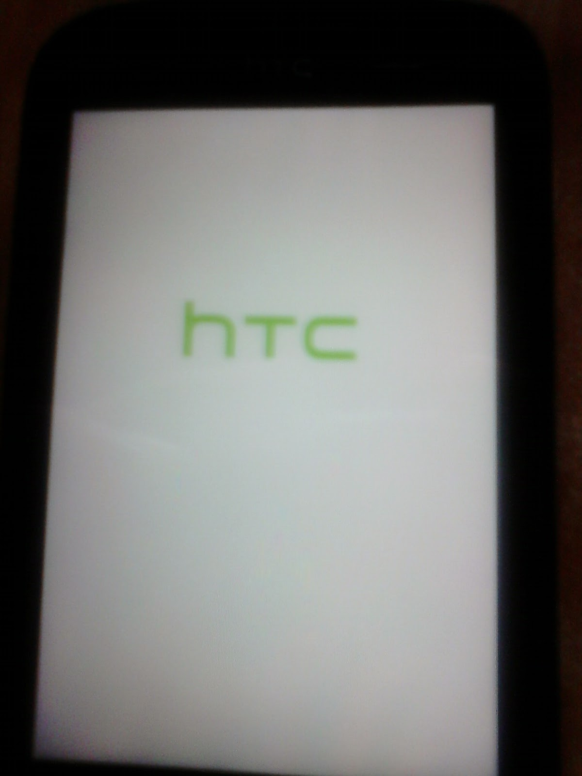 know jugaad stuck on white htc logo screen