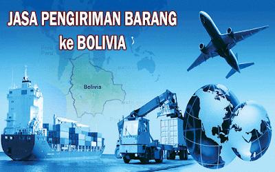EKSPEDISI MURAH KE BOLIVIA