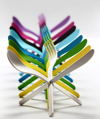 Modern and Unique Cutlery Designs (15) 12