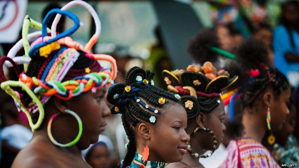Peinados de Moda Mujeres para este Mundial Brasil 2014