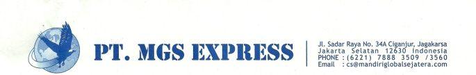 PT. MGS EXPRESS