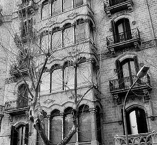 barcelona by jcv
