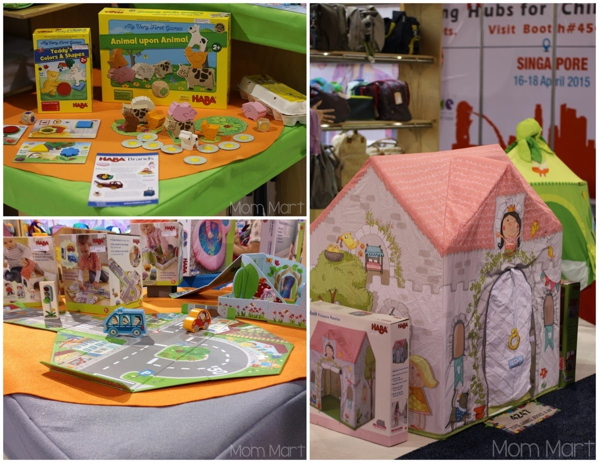 ABC Kids Expo 2014 The Toys of #ABCKids14 HABA
