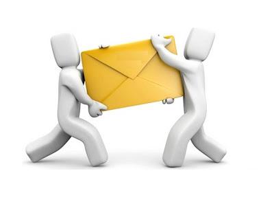 como enviar arquivos por e-mail