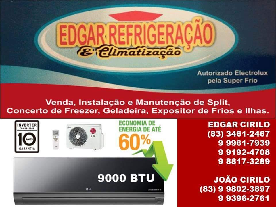 Edgar Refrigeração