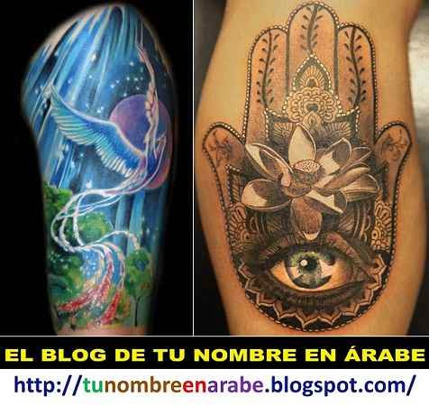 ave fenix tatuajes