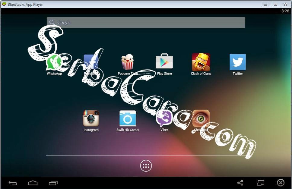 Android di PC