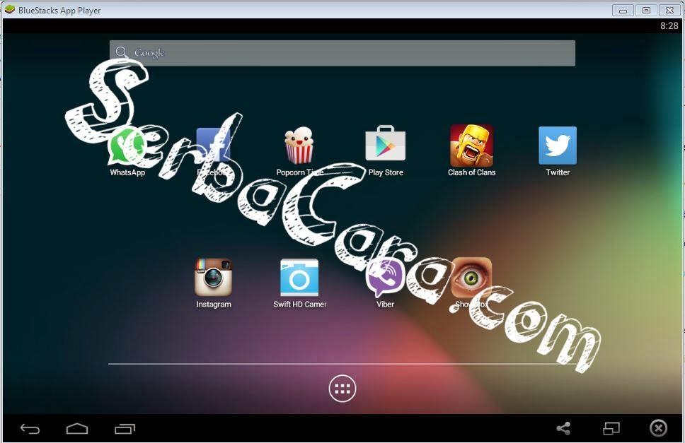 Android di PC