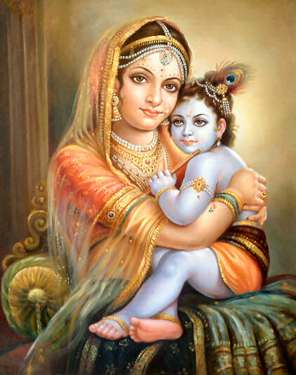 Baby Krishna Wallpapers, Images, Backgrounds