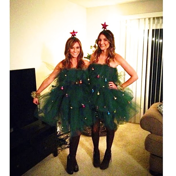 what you need - Christmas Tree Dress