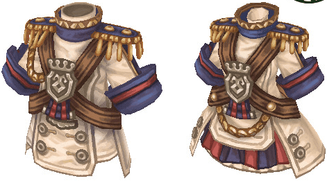 Tree of Savior musketeer